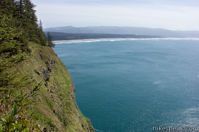 Cape Lookout Beach View