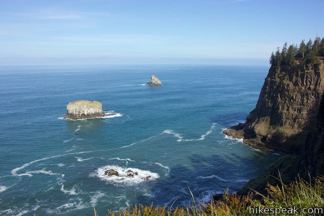 Cape Meares Rock Islands