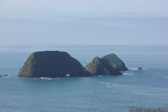 Three Arch Rocks Cape Meares Oregon