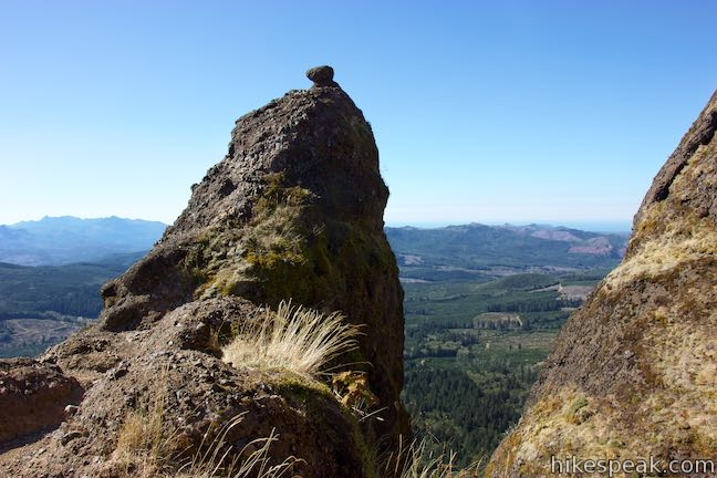 Saddle Mountain Pinnacle