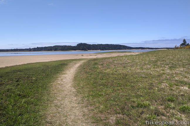 Whalen Island County Campground Beach Camping