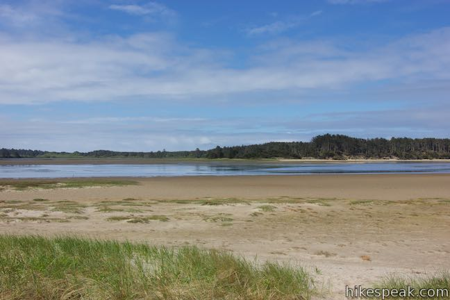 Whalen Island Loop Trail Sand Lake Estuary