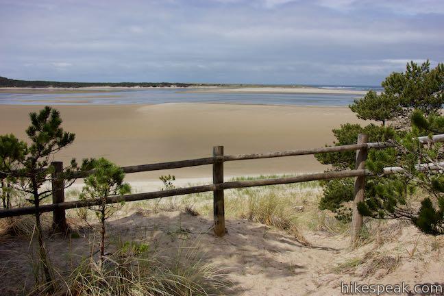 Whalen Island Loop Trail Estuary View