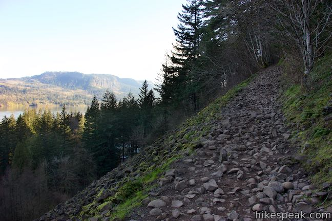 Angel's Rest Trail Columbia River Gorge