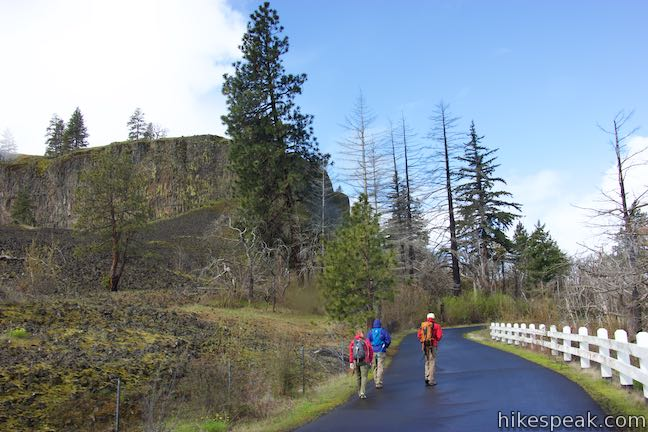 Historic Columbia River Highway State Trail