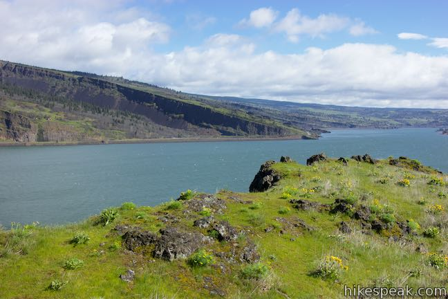 Columbia River View Historic Columbia River Highway