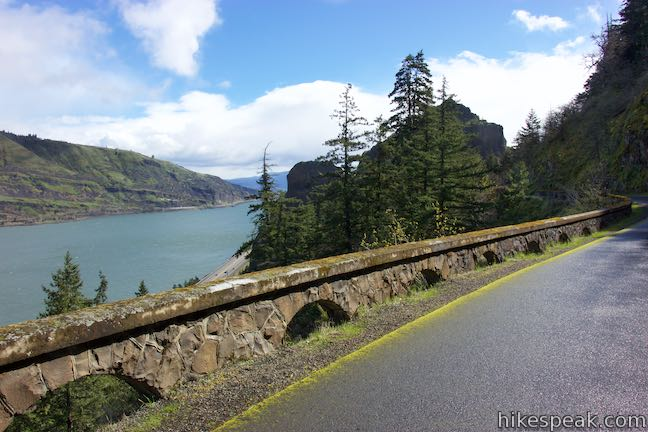 Columbia River View