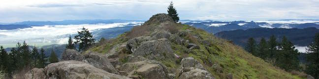 Spencer Butte Hike Eugene Oregon Ridgeline Trail Spencer Butte Summit