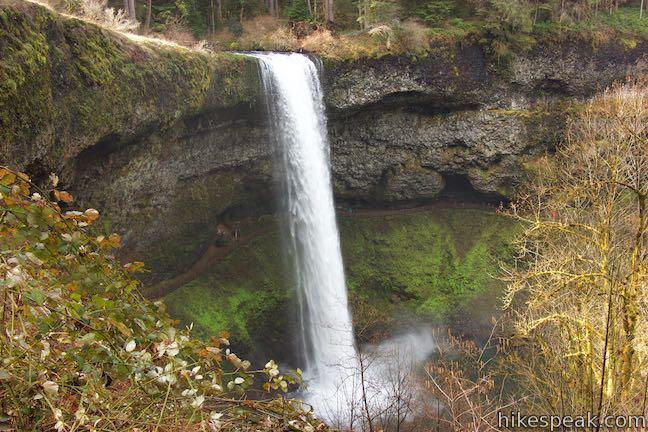 South Falls Canyon Trail