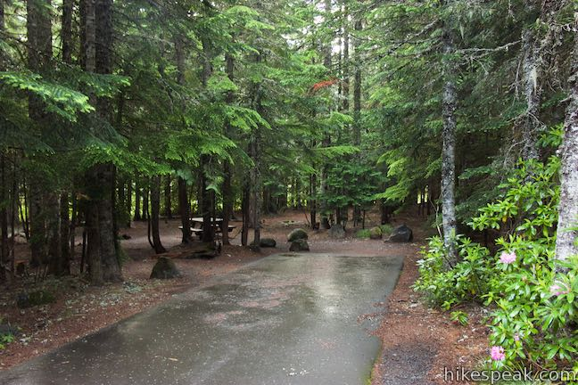 Trillium Lake Campground Government Camp