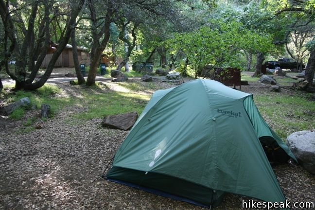Sequoia And Kings Canyon Campgrounds Hikespeak Com