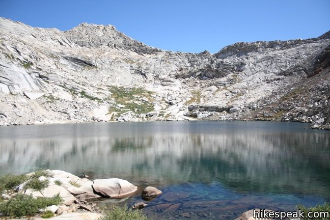 Monarch Lakes Mineral King