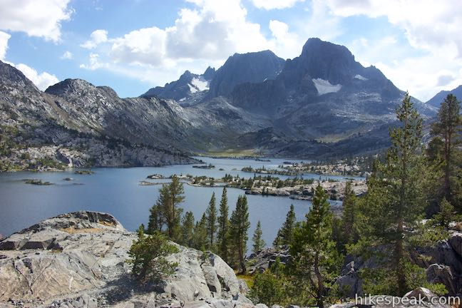 Garnet Lake Ansel Adams Wilderness