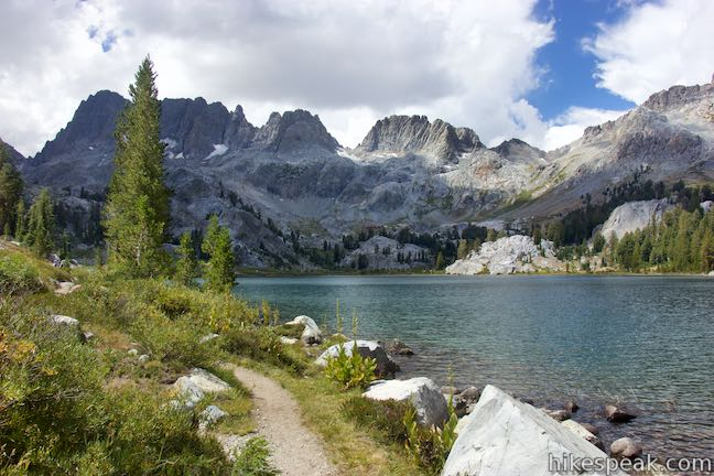 Ediza Lake Trail