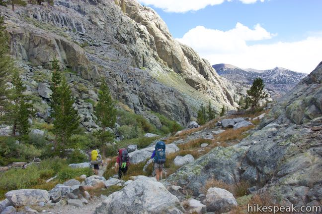 Ediza Lake Trail Hike