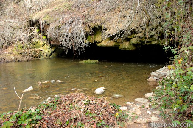 Upper Natural Bridge Calaveras County