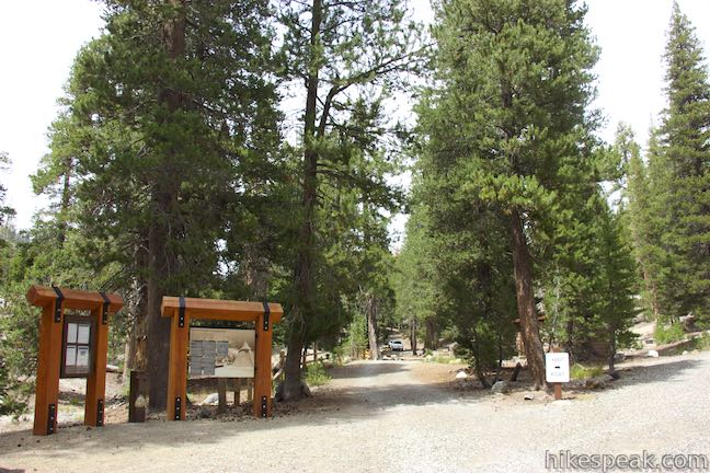 Devils Postpile National Monument Campground ...