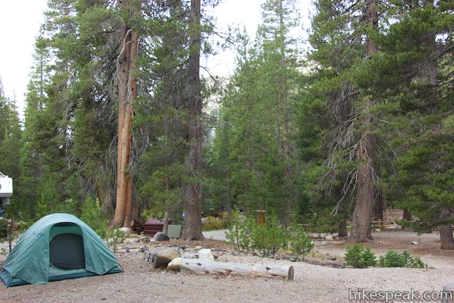 ... Devils Postpile National Monument Campground ...