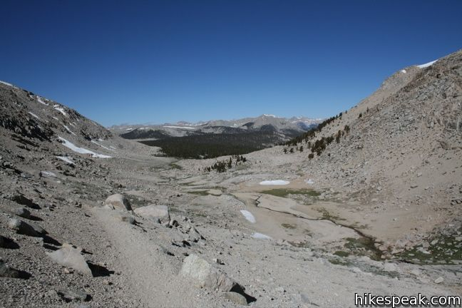 New Army Pass Trail
