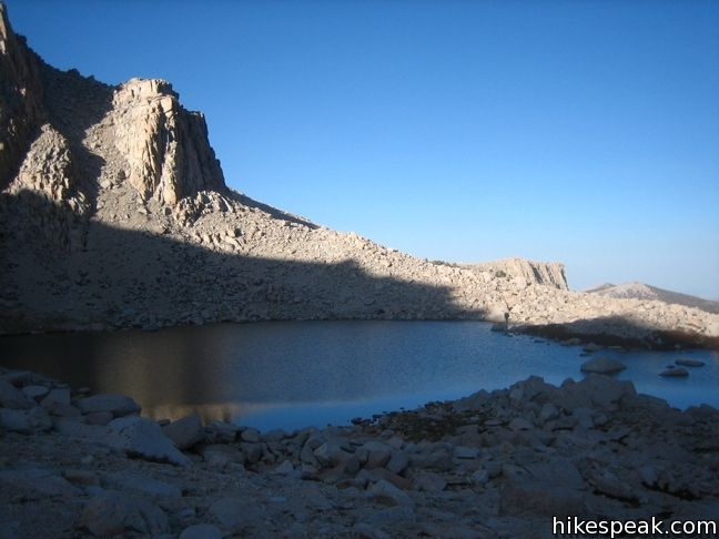 Cottonwood lakes trail inyo national forest for Best fishing in california