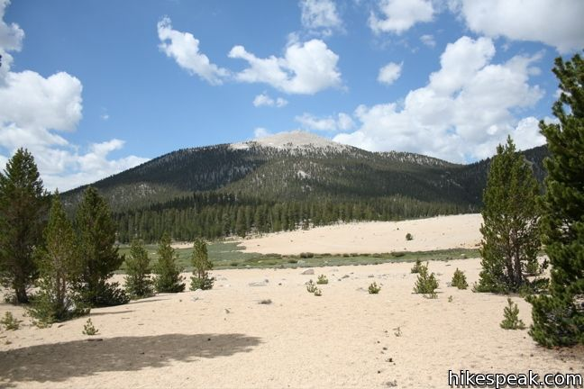 Cottonwood Pass Trail Horseshoe Meadow