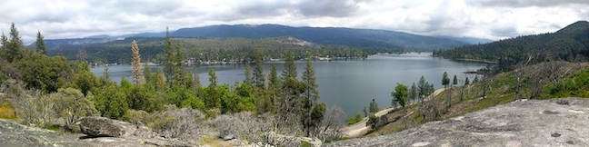 Way of the Mono Trail Sierra National Forest Bass Lake View Hike Oakhurst California