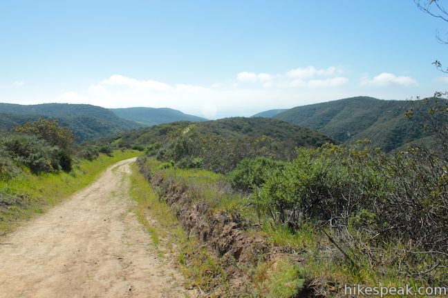 Crystal Cove State Park Backcountry