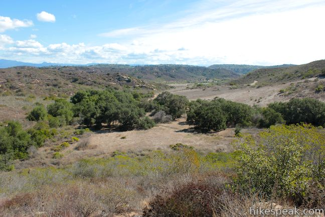 Laguna Coast Wilderness Camarillo Canyon