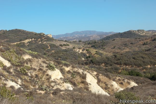 Weir Canyon Trail