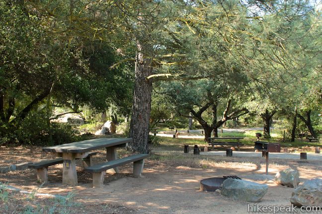 El Cariso Campground California