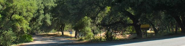 El Cariso Campground Cleveland National Forest Santa Ana Mountains Riverside County Ortega Highway Main Divide tent camping Southern California
