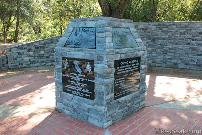 El Cariso Firefighter Memorial