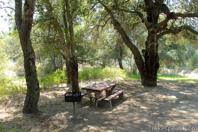 Indian Flats Campground | Cleveland National Forest