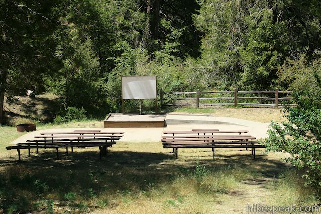 Observatory Campground   Cleveland National Forest ...