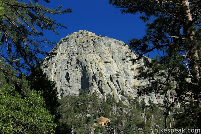 Tahquitz Rock Lily Rock