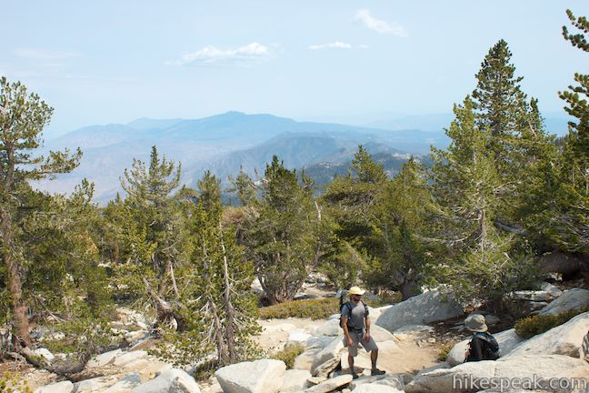 San Jacinto Peak view
