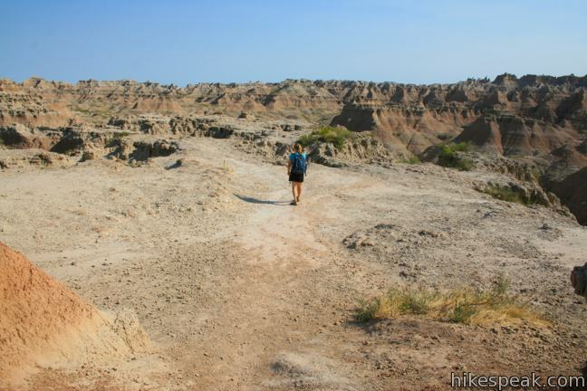 Badlands National Park Door Trail