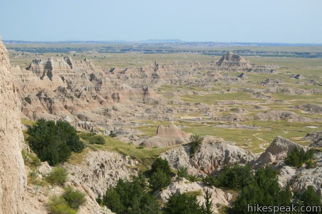 Notch Trail Badlands National Park