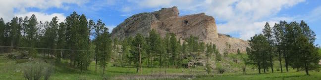 Crazy Horse Memorial Hike Black Hills South Dakota Crazy Horse Volksmarch