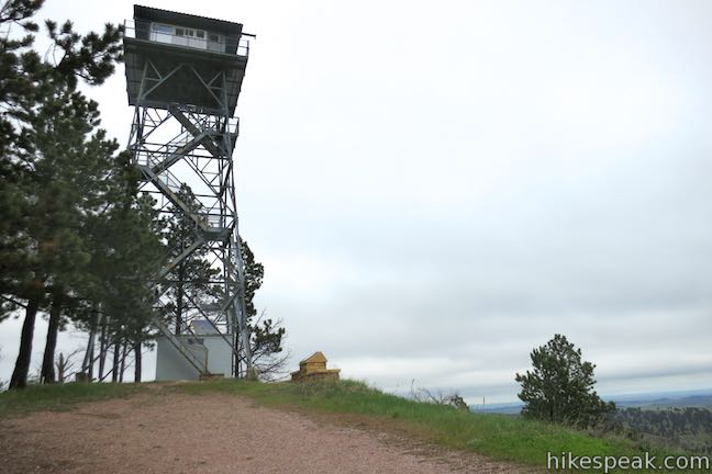 Rankin Ridge Fire Tower