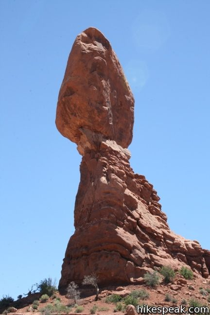 Balanced Rock Arches