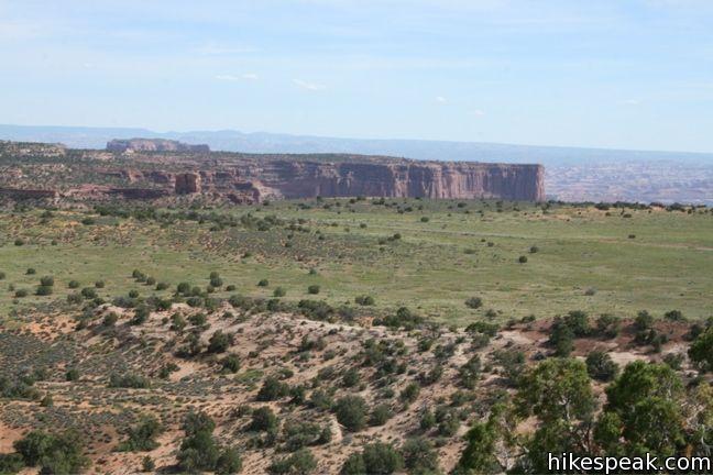 Aztec Butte Canyonlands