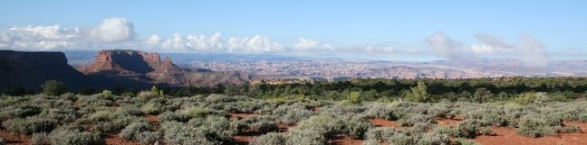 Murphy Point Hike Canyonlands National Park Utah