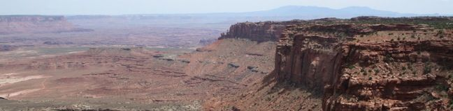 Visit Canyonlands national park overlooks