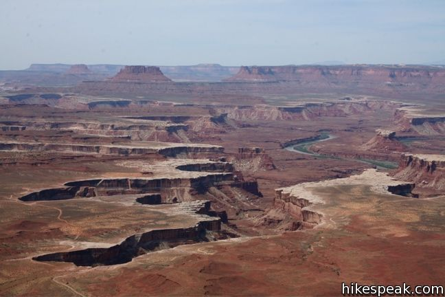 Green River Overlook Canyonlands