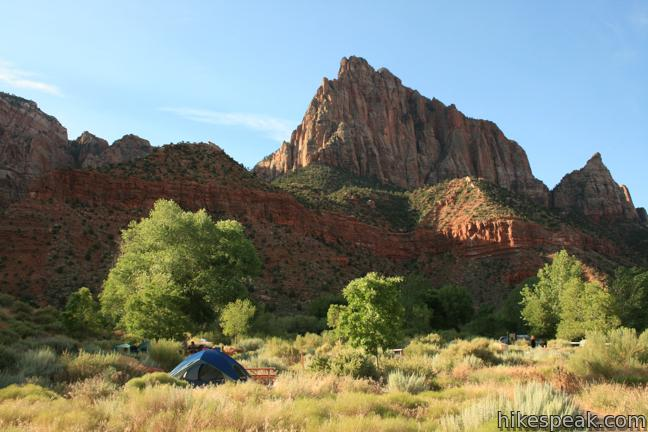 Zion National Park Camping
