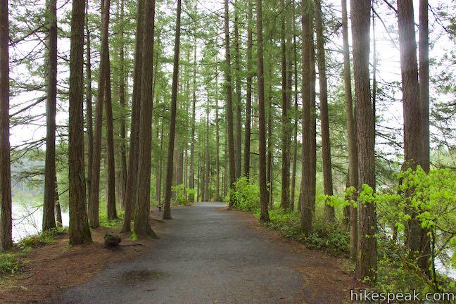 Round Lake Loop Trail