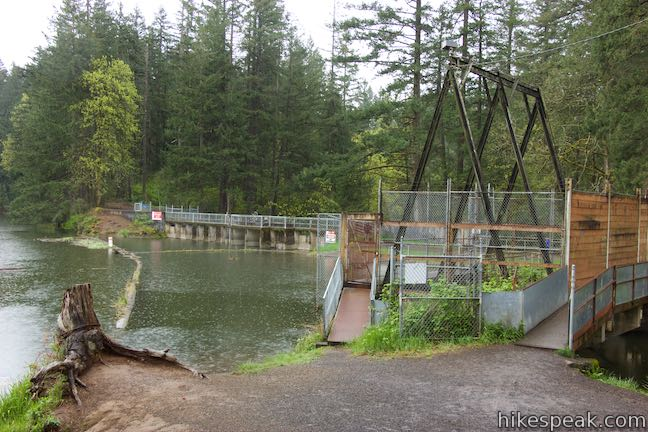 Round Lake Fish Screen