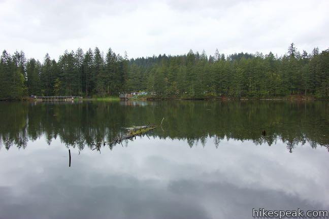 Round Lake Lacamas Regional Park