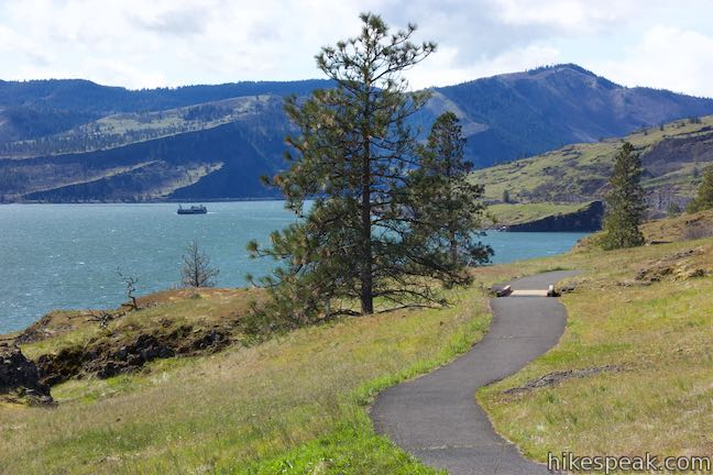 Catherine Creek Trail Columbia River Gorge